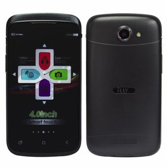 Illy Mobile Phone M10 (Black) - 2