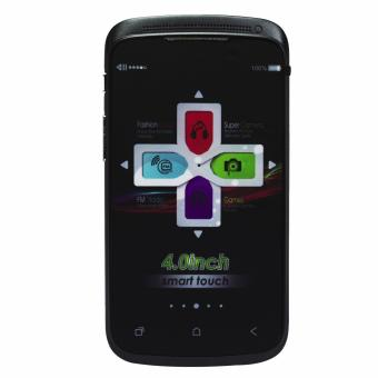Illy Mobile Phone M10 (Black) - 3