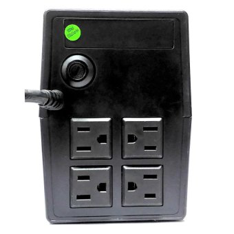 iLogic Blazer 1000va Uninterruptible Power Supply with Built-inAutomatic Voltage Regulation - 3
