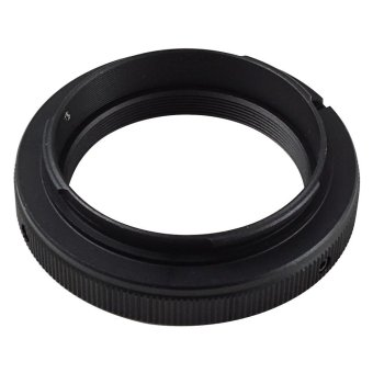 Harga MENGS® T2-AF Lens Mount Adapter Ring Alloy Aluminum Material for T2 T Lens To Sony AF Camera Body- Intl