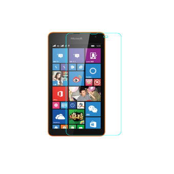 Harga Tempered Glass for Nokia Lumia N535 (Clear)
