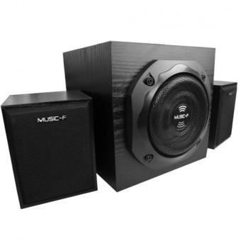 Music Angel F520 Subwoofer Multifunction Bluetooth Speaker (Black) Price Philippines