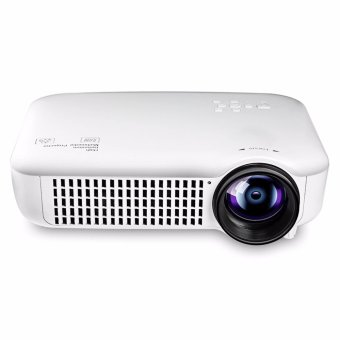 VS627 LCD Projector 1280 x 800 Pixels 3000 Lumens 1080P for Home Cinema - intl Price Philippines