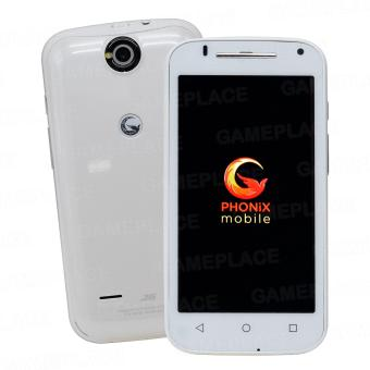 Harga Phonix Mobile J6 512MB Android Smartphone (White)