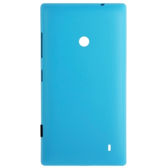 Harga High Quality Back Cover Replacement for Nokia Lumia 520 (Blue)