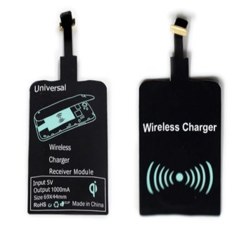 Harga QI Wireless Charger Port for Android