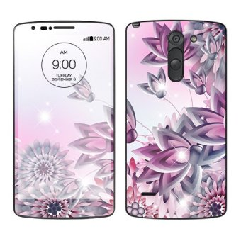 Oddstickers Floral 1 Skin Cover for LG G3 Stylus Price Philippines