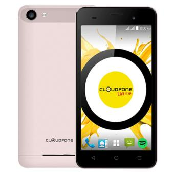 Harga CloudFone Thrill Boost 8GB (Rose Gold)