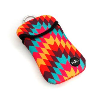 Halo Sophie Nylon Phone Pouch (Abstract Arrow Orange) Price Philippines