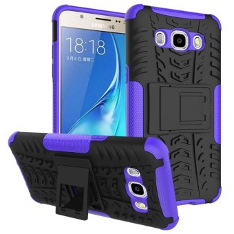 BYT Rugged Dazzle Case for Samsung Galaxy J5 2016 with Kickstand (Purple) Price Philippines