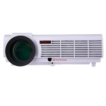 LED - 96 Home Theater 3000 Lumens 1280 x 800 Pixels Multimedia HD LCD Projector Price Philippines