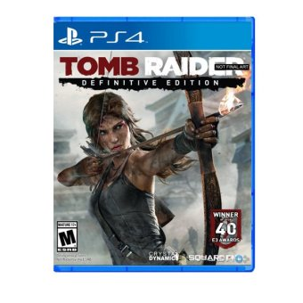 Harga Square Enix Tomb Raider:Definitive Edition Game for PS4