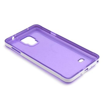 Harga Swisstech London Case for Samsung Galaxy Note 4/N910 (Violet)