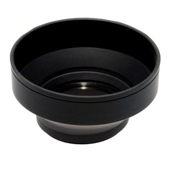 Phottix 3 Stage Collapsible 77mm Rubber Lens Hood Price Philippines