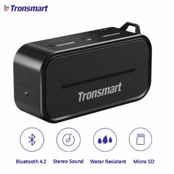 Tronsmart Element T2 Portable Water Resistant Wireless Bluetooth Speakers (Black) Price Philippines