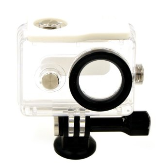 Xiaomi Xiaoyi Yi Waterproof PC Case for Sport Action Camera (White) Price Philippines