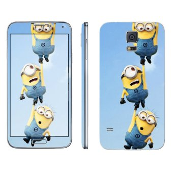 Oddstickers Hanging Minions Phone Skin for Samsung Galaxy S5 Price Philippines