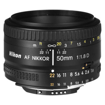 (IMPORT) Nikon AF 50mm f/1.8D f1.8D Lens Black Price Philippines
