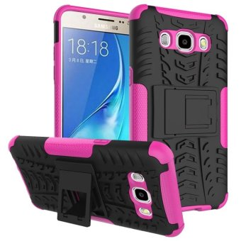 BYT Rugged Dazzle Case for Samsung Galaxy J5 2016 with Kickstand (Rose) Price Philippines