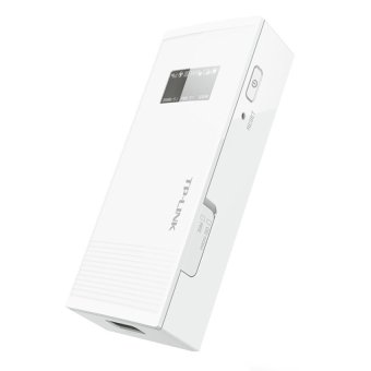 Tp-Link M5360 3G Mobile WiFi and 5200mAh Power Bank (White) Price Philippines