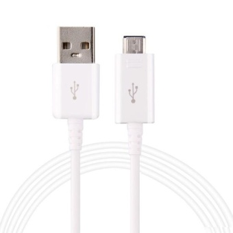 USB Data Charging Cable Cord Sync Charger For Samsung Galaxy s6 s6 edge / s7 / s7 s8 edge (White) Price Philippines