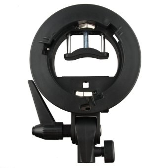 (IMPORT) Godox S-type Bracket Bowens Mount Holder for Speedlite Flash Snoot Softbox Honeycomb Price Philippines