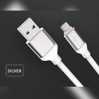 Bavin CA268 USB Data Cable 3 meters (Silver) Price Philippines