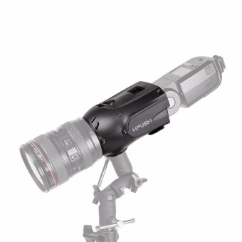 (IMPORT) HPUSN Photography Studio Flash Speedlite Light Blaster Background Strobe-Based Image Projector for Canon Lens Price Philippines