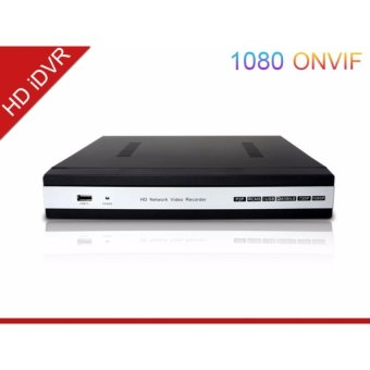 H.264 8 channel 5in1 AHD / DVR / TVI / CVI / IP network DVR 1080P +1HDD + IE + CMS + P2P + APP + 3G expansion + wifi extension - intl Price Philippines