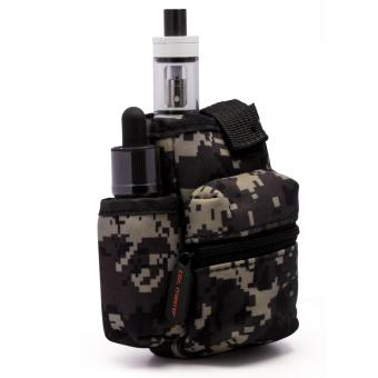 Harga Coil Master Portable Pouch Bag for Electronic Cigarette (Camouflage)