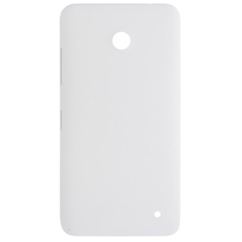 Harga High Quality Back Cover Replacement for Nokia Lumia 630(White)