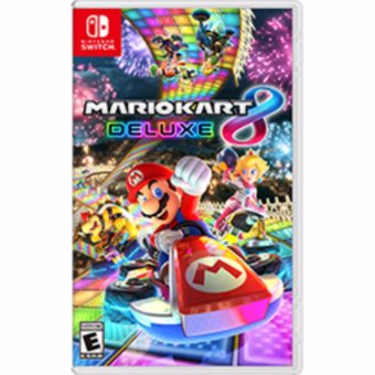 Harga Nintendo Mario Kart 8 Deluxe game for Nintendo Switch