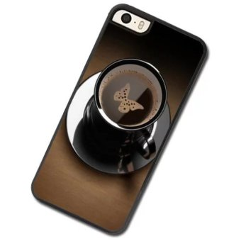 Harga Coffee Phone Case For Apple iPhone 4 4s - intl