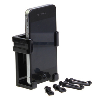 New Universal Car Phone Holder Air Vent Mount for Iphone 6 6s Plus 5s S (Black) Price Philippines