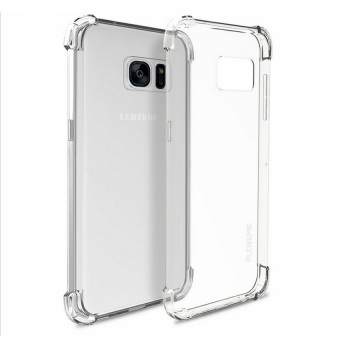 Harga German Import Drop Resistant Silicone Clear Case for Samsung Galaxy Note 5 (Clear)