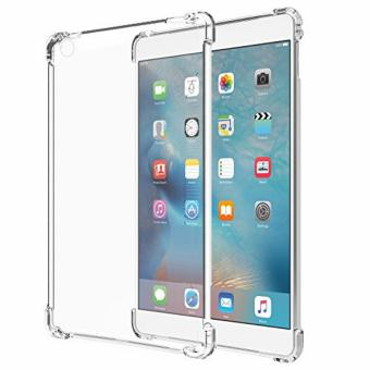 German Import Drop Resistant Silicone Clear Case for Apple iPad Mini 1/2/3 (Clear) Price Philippines
