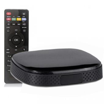 Harga Android Media Box Dual Core (Black)