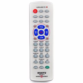 Huayu RM-36E+S Universal TV Remote for CRT, LCD, LED TV Price Philippines