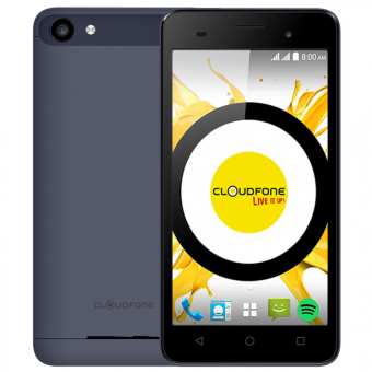 Harga Cloudfone Thrill Boost 8GB (Grey) with Free Spotify Earphones and Back Cover Case