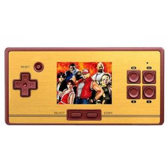 Harga FC-POCKET Classic 8 Bit Game Portable Console Family Computer 600 Games Plus 128 Games Extra Cartridge