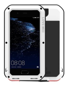 Harga Love Mei Powerful Aluminum phone Cases Covers For Huawei P10 - intl
