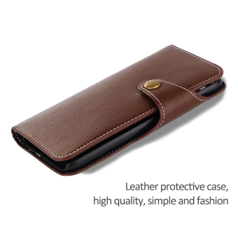TTLIFE Leather Protective Case for iPhone 7 Plus (Brown) Price Philippines