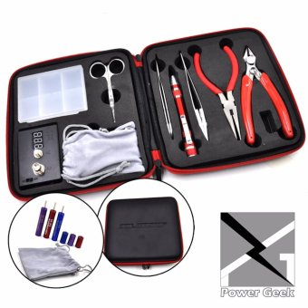 Harga Coil Master DIY Tool Kit with Ohm Tester Heating Coil