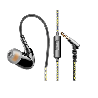 3.5mm Stereo In-ear Headphone (Black) Price Philippines