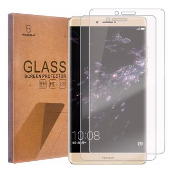 Harga [2-PACK]-Mr Shield For Huawei Honor V8 Max / Note 8 [Tempered Glass] Screen Protector with Lifetime Replacement Warranty