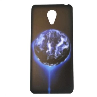 Harga Cases Place Earth at Night Design Hard Case for Meizu M2 Note