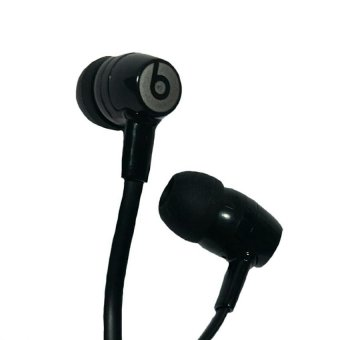Harga Beat By Dr Dre Beats Monster with Control Talk Stereo Earphones (Black)