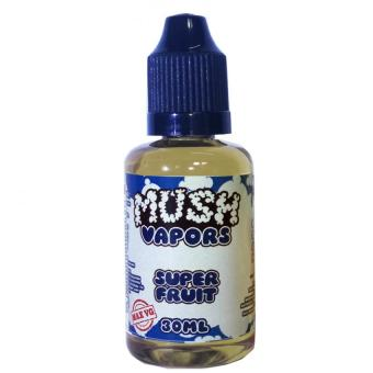 Mush Vapors 30ML 0mg Nicotine E-Juice for Electronic Cigarette (Super Fruit) Price Philippines
