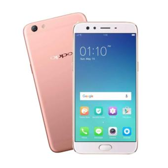 Harga OPPO F3 64GB (Rose Gold)