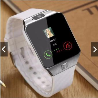 Harga Smart watches for android phones (White)